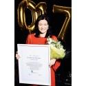 Årets Nyföretagare i Huddinge kommun - från banken till digital historia
