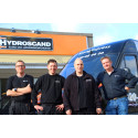 Hydroscand lanserar mobil slangservice i Kalmar