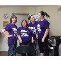 Survivors take a Step Out for Stroke in Birmingham
