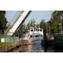 Klassisk sommarresa på fantastiska Göta Kanal
