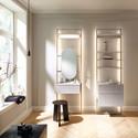 burgbad baut Möbelsystem rc40 zum Wohnraumkonzept aus