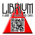 Staffordshire based LIBRIUM Games Ltd gets a Twitter Boost from Theo Paphitis