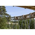 Officiell invigning av Borås Djurparks nya bro