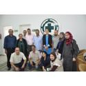 Gaza: Nødhjelpsarbeidet i gang