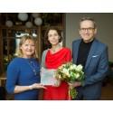 Polarbröd får Umeå Kommuns miljöpris 2015