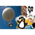 Skymtat i Södertälje - Tuffa pirater och gigantiska ballonger