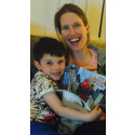 Leicester woman takes on marathon after two year old nephew's stroke