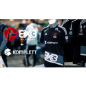 Komplett.no går inn som tittelsponsor for BX3 Elektroniske Sportsklubb