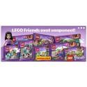 LEGO-kuume! / LEGO Friends-tuotteet ovat saapuneet! / LEGO-ALE -50% / Voita Legoja!