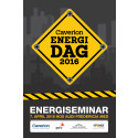 PROGRAM: Energiseminar 7. april  med Caverion, Pwc og Saint-Gobain