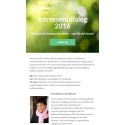 Intressentdialog 2016 - Hållbarhet i leverantörsleden