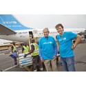Norwegian och UNICEF med utvecklat globalt samarbete: Stöd arbetet för barn när du beställer flygbiljett