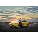 Nu lanseras Sveriges största taxibolag
