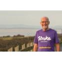 Septuagenarian stroke survivor takes on Resolution Run for the Stroke Association