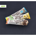 NJIE ger sig in i nytt segment - lanserar proteinbars i tre smaker!