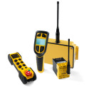 Radiostyrning med säkert nödstopp