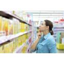 Anmälningsplikt för fri-från livsmedel på väg bort