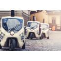 Svenska cleantechbolag startar utsläppsfri taxitjänst i Indien