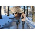 Suomalaisnuoret laiskoja käyttämään heijastimia, Ruotsissa tilanne vielä huonompi
