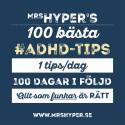 MrsHypers 100 bästa adhd-tips