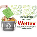 2018 års Wettex® Limited Edition i samarbete med Håll Sverige Rent