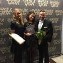 """ThorenGruppen premierade """"Årets unga stjärnskott"""" på Handelsgalan"""