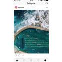 Instagram skärmavbild 2