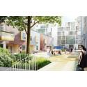 HSB Bostad förvärvar fastighet vid Telefonplan och planerar för 480 bostäder