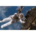 Astronauten Christer Fuglesang besöker Sommarhemsskolan