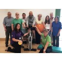 Gateshead stroke survivors get active with Stroke Association's new Moving Forward programme