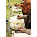 Glada hönor värper godare ägg…