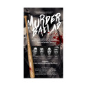 "Broadwaymusikalen ""Murder Ballad"" till Playhouse Teater i Stockholm"