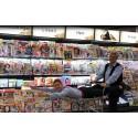 ICA Supermarket Oppeby är vinnare av Årets Tidskriftsbutik 2018