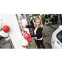 Stockholm har en ny biogasstation vid Frescati