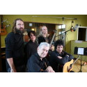 The Piggyback Riders:  Chris Spedding, Sulo och Idde  - country/americana med svensk-brittisk twist