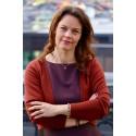 Veronica Palm debuterar på Bokfabriken