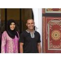 Kulturkrockar. Personalen på Riad Origin Hotels i Marrakech fortbildas - bra trodde vi, men de blev förnärmade!