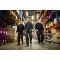 Integration och handdatorlösning ger 1 900 elektriker full koll på lagret