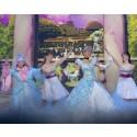 Familjeshowen Disney Live lockade 30 000 besökare