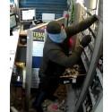CCTV: Burglary in Alton