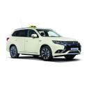 """Mitsubishi Plug-in Hybrid Outlander unter den Siegern bei """"Taxis des Jahres"""" 2017"""