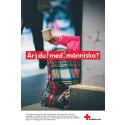 Annons - Medmänskligt Europa med Röda Korset