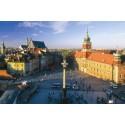 Kraków och Warszawa - En resa genom historien