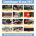 LindeDagen 10 maj: Tre veckor kvar