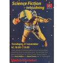 Science Fiction-tebjudning