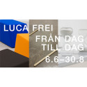 Malmö Konsthall presenterar sommarens utställning med Luca Frei