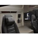 Scanias nye førerhuse kombinerer ergonomi og komfort