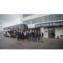 Ny Neoplan spillerbus til F.C. København