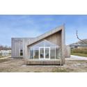 Das biologische Haus mit Kebony - modular und 100% nachhaltig