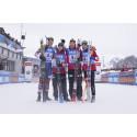 Laguttak WC Le Grand-Bornand og IBU Cup Obertilliach
